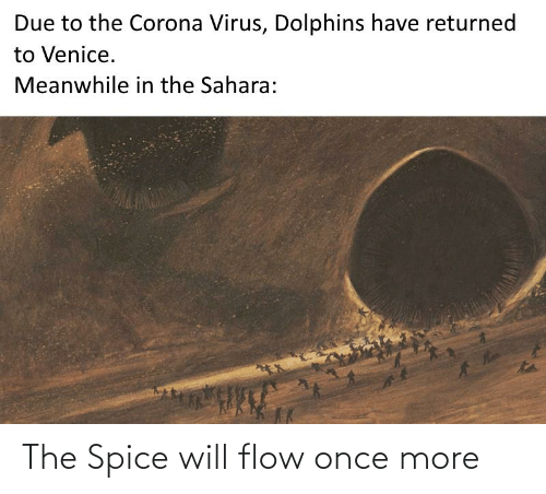 spice: The Spice will flow once more