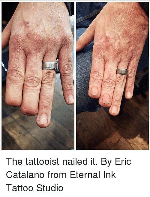 Dank, Tattoo, and 🤖: The tattooist nailed it.  By Eric Catalano from Eternal Ink Tattoo Studio
