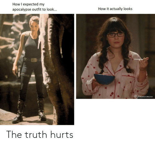 hurts: The truth hurts