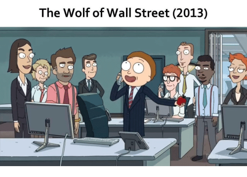 The Wolf of Wall Street: The Wolf of Wall Street (2013)