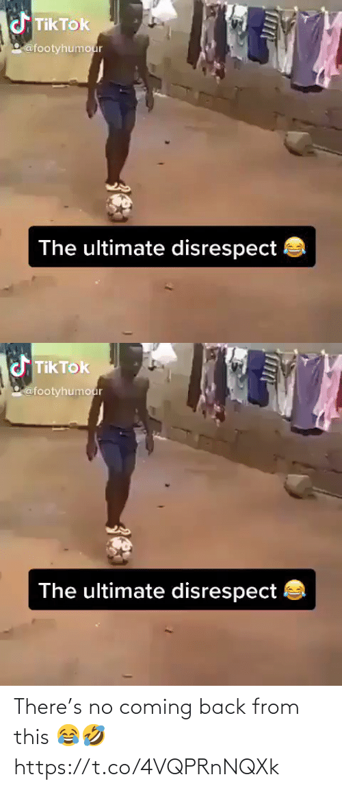 soccer: There's no coming back from this 😂🤣 https://t.co/4VQPRnNQXk