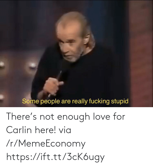 Memeeconomy: There's not enough love for Carlin here! via /r/MemeEconomy https://ift.tt/3cK6ugy