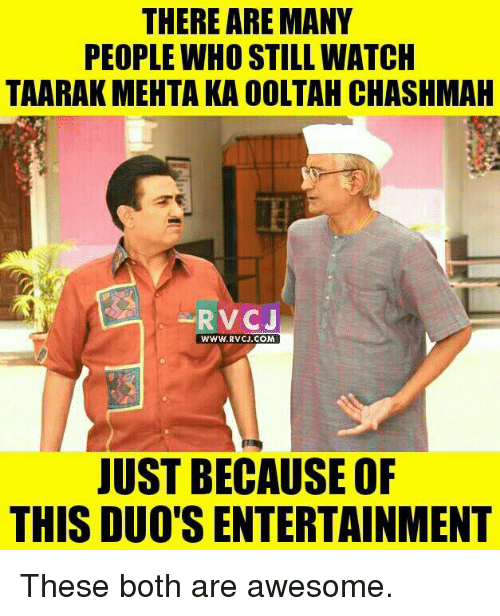 There Are Many People Who Still Watch Taarak Mehta Ka Ooltah