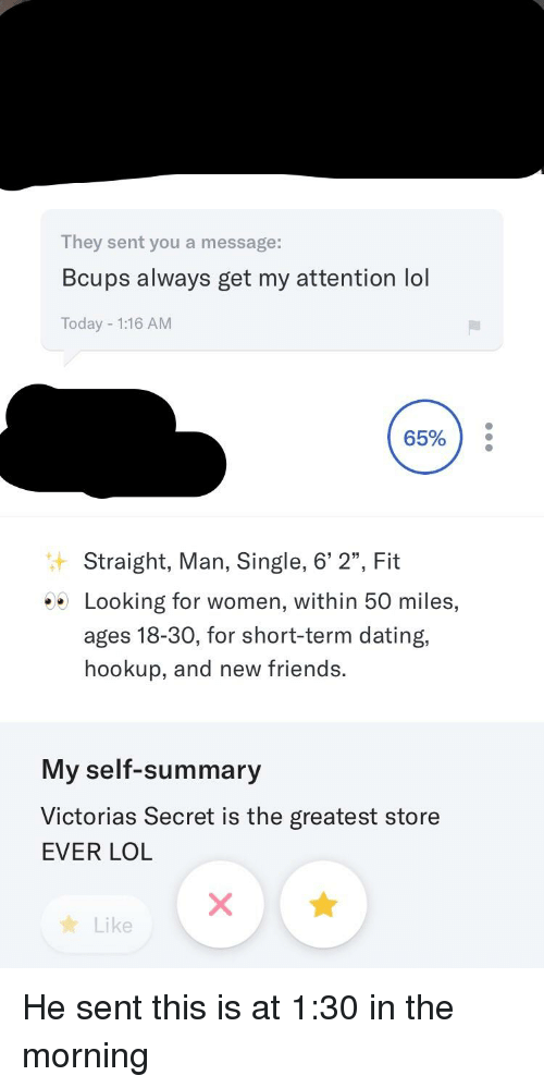 dating site about me tips