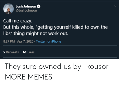 owned: They sure owned us by -kousor MORE MEMES