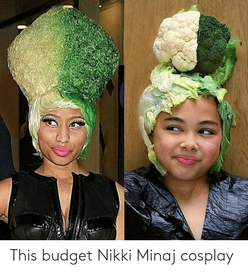 Cosplay: This budget Nikki Minaj cosplay