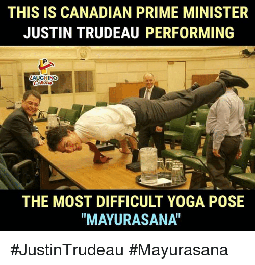 Justin Trudeau Prime Minister Of Canada Poses For A: 25+ Best Memes About Pose