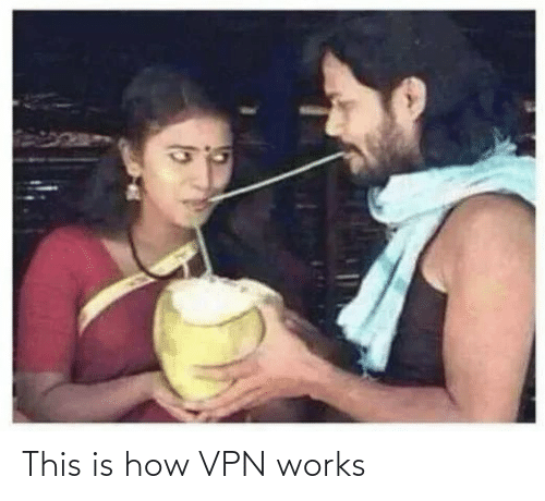 works: This is how VPN works