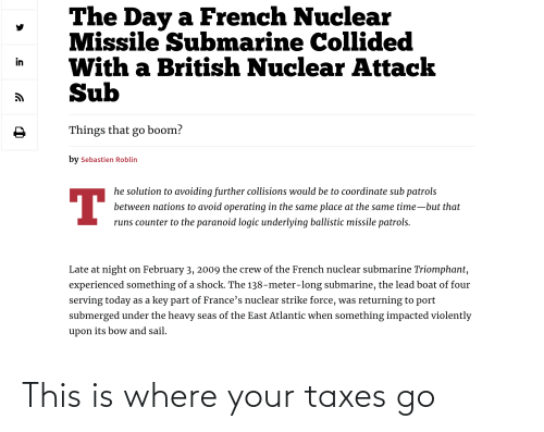 Taxes: This is where your taxes go