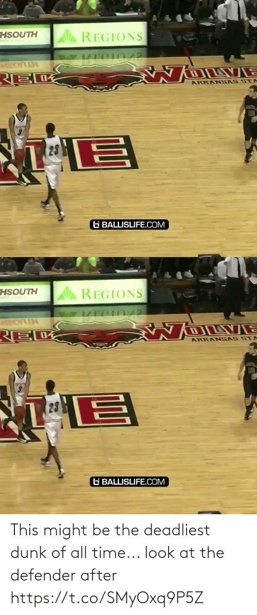 might: This might be the deadliest dunk of all time... look at the defender after https://t.co/SMyOxq9P5Z