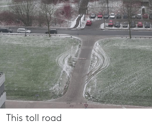 toll: This toll road