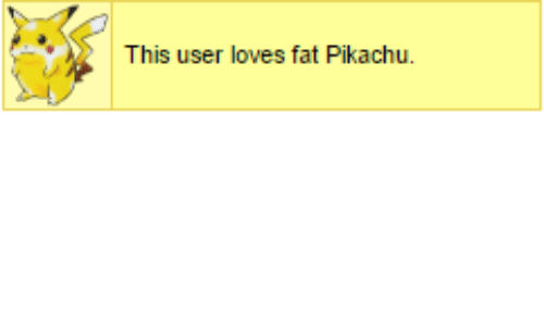 Pikachu, Fat, and User: This user loves fat Pikachu
