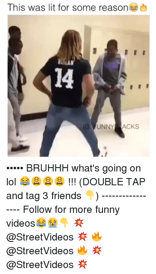 Unnie: This was lit for some reason  UNNY ACKS ••••• BRUHHH what's going on lol 😂😩😩😩 !!! (DOUBLE TAP and tag 3 friends 👇) ----------------- Follow for more funny videos😂😭👇 💥 @StreetVideos 💥 🔥 @StreetVideos 🔥 💥 @StreetVideos 💥
