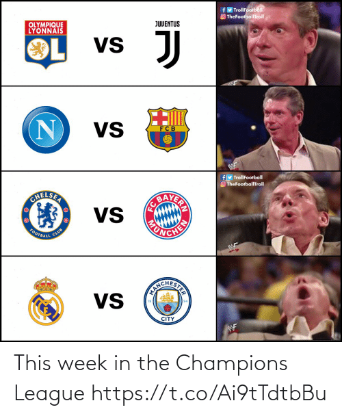 champions: This week in the Champions League https://t.co/Ai9tTdtbBu