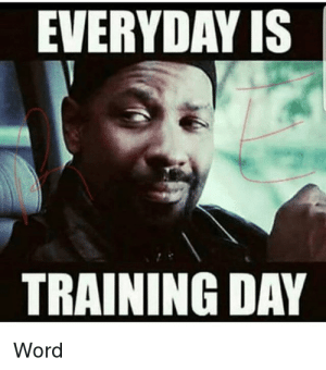Training Day Meme