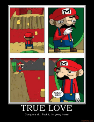 Funny Mario Pictures