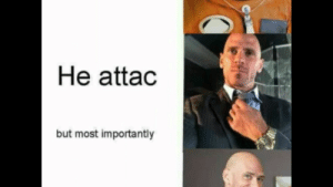 Protec But He Also