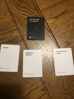 Against Humanity