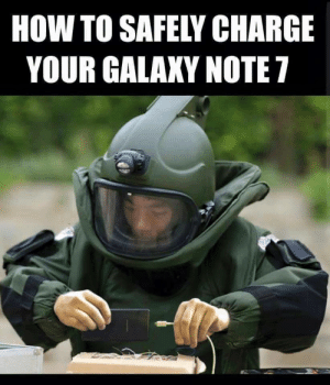 Safely Charge