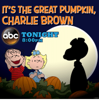 the great pumpkin charlie brown