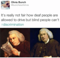 Deaf People