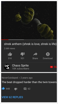 shrek is love shrek is life 2