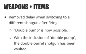 Barrel Shotgun