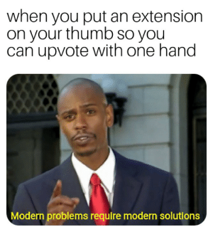Problems Require