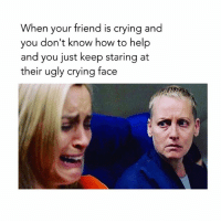 crying face
