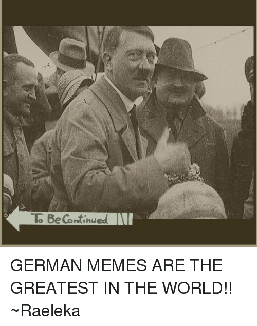 German Meme