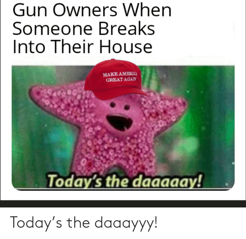 The: Today's the daaayyy!