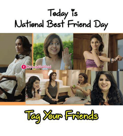 national best friend day: Today  is  National Best Friend Day  Friends