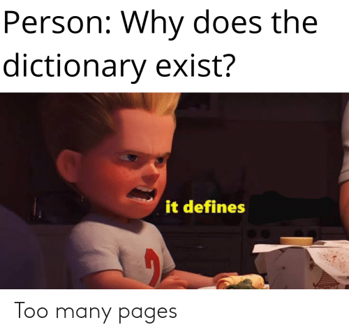 pages: Too many pages