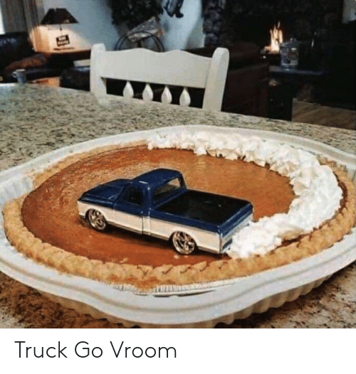 Truck and Vroom: Truck Go Vroom