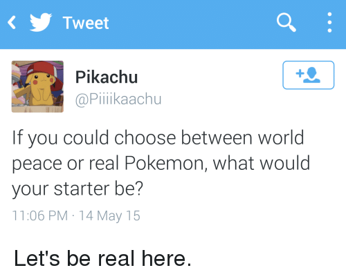 Real Pokemons