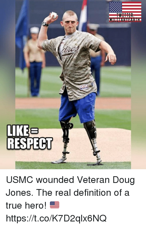 the real definition of respect