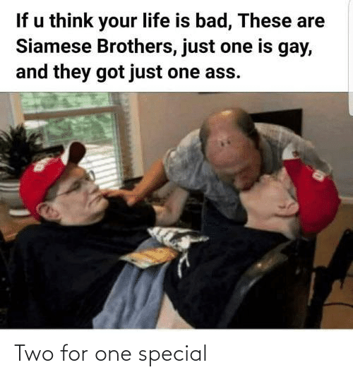 special: Two for one special