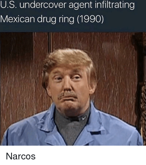 Us Undercover Agent Infiltrating Mexican Drug Ring 1990 Narcos
