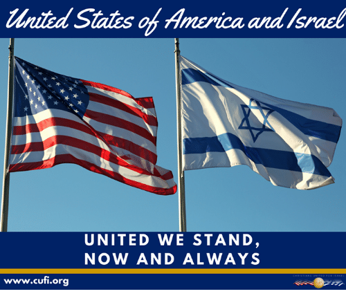 United We Stand: United States o America and Sr  UNITED WE STAND,  NOW AND ALWAYS  www.cufi.org