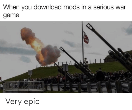 epic: Very epic