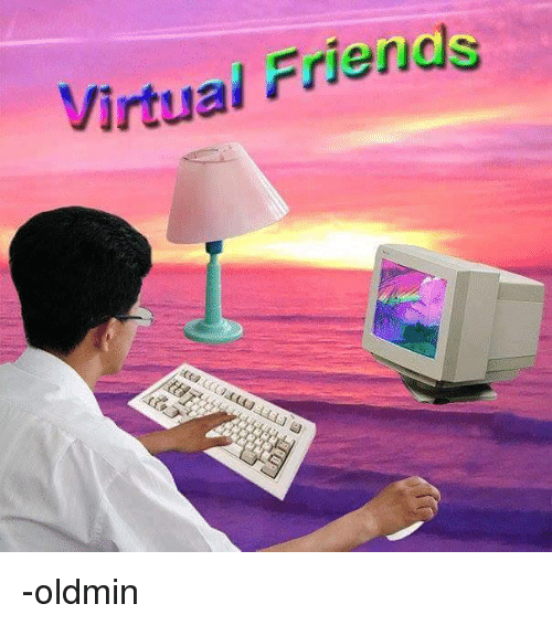 virtual friends With the growing popularity of online social networking sites like facebook, myspace, and twitter, and the popularity of virtual pets like webkinz and.
