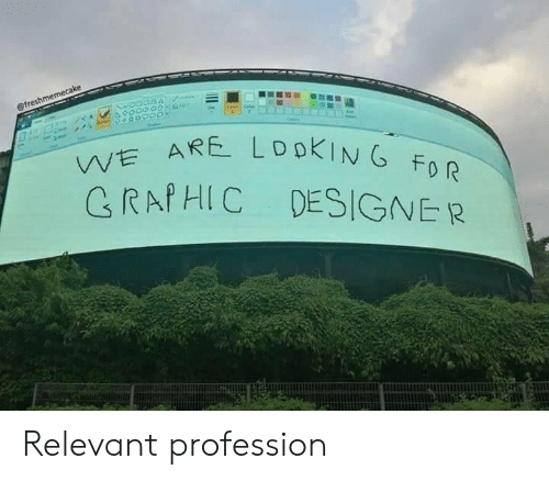 profession: VVE  CRAPHIC DESIGNER Relevant profession