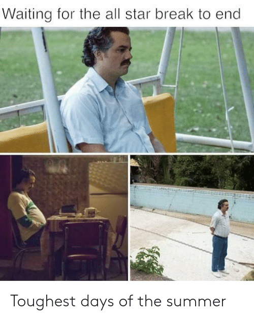 All Star, Mlb, and Summer: Waiting for the all star break to end Toughest days of the summer