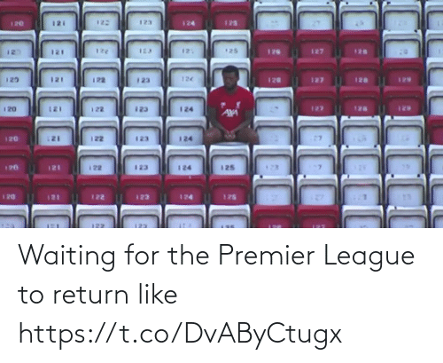 premier: Waiting for the Premier League to return like https://t.co/DvAByCtugx