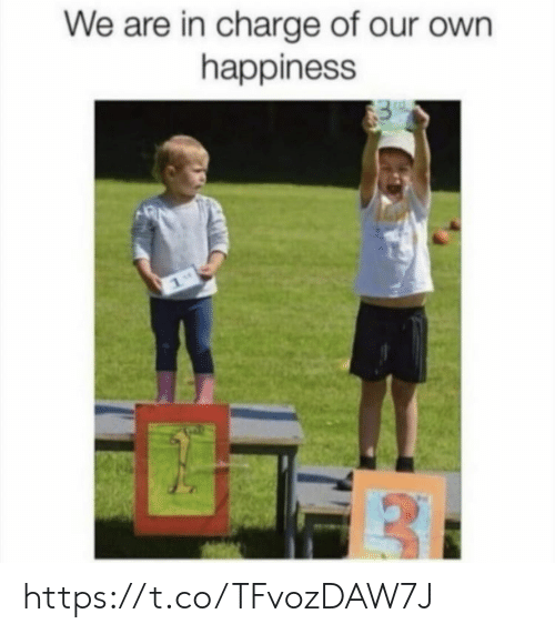 Memes, Happiness, and 🤖: We are in charge of our own  happiness  1 https://t.co/TFvozDAW7J