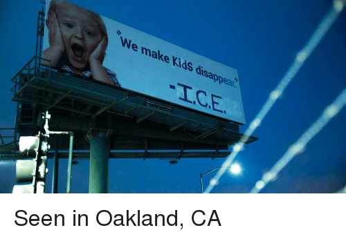 Kids, Funny and Sad, and Ice: We make Kids disappear  ICE