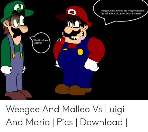Weegee What Do You Say We Give Boozuh The Old Brooklen One