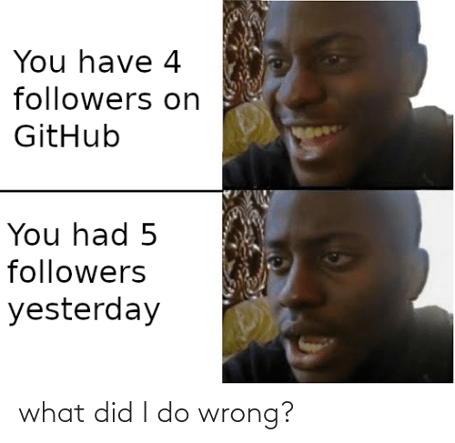 did: what did I do wrong?