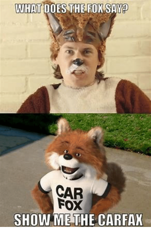 Image Of Carfax Memes Show Me The Carfax Meme By 1zapohl Memedroid25