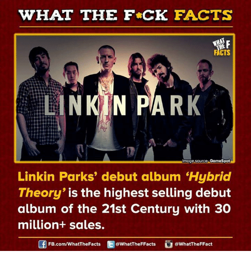What The Fck Facts Facts Linkin Park Lmoge Source Gamespot